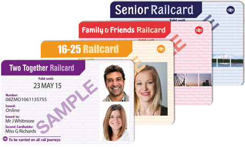 Railcards